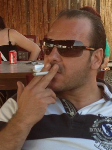 Sezgin Yenisoy, 44, Izmir, Turkey