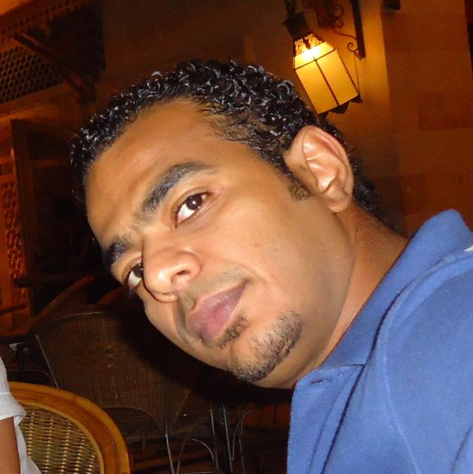 Abdulrahman Baroom, 37, Jeddah, Saudi Arabia