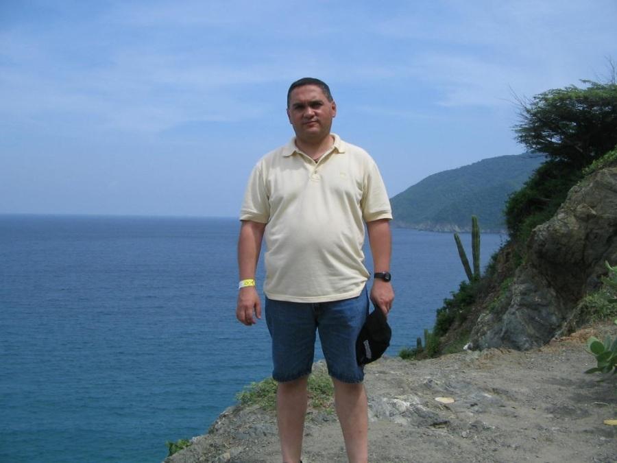 Mauricio Salazar, 56, Manizales, Colombia