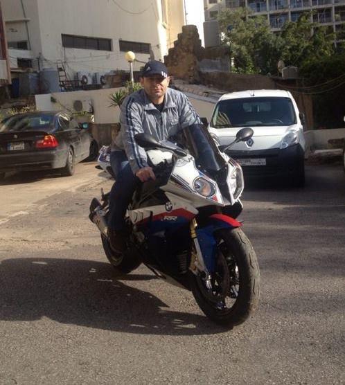 Mostafa Itani, 41, Beyrouth, Lebanon
