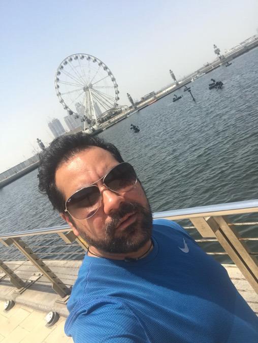 Mohit Arora, 34, Hyderabad, India