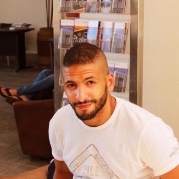 Mohamed khatib, 31, Cairo, Egypt