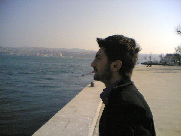 Ersan Çiçek, 33, Istanbul, Turkey