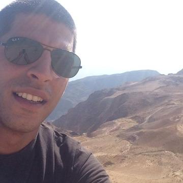 Mouheeb Mitwally, 31, Tel Aviv, Israel