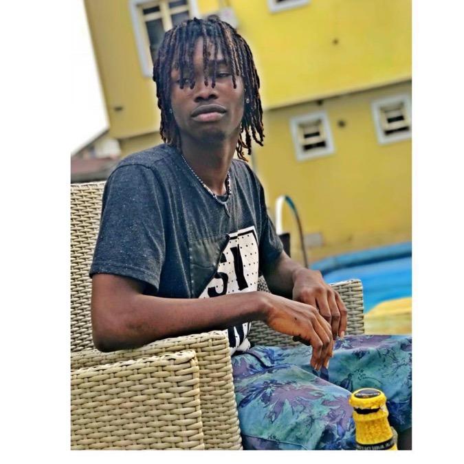 Richard Rakmill Ibrahim, 24, Lagos, Nigeria