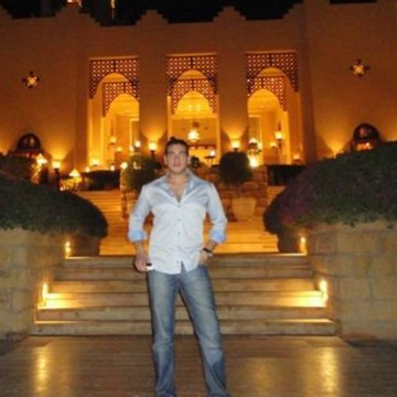 Omar, 41, Cairo, Egypt