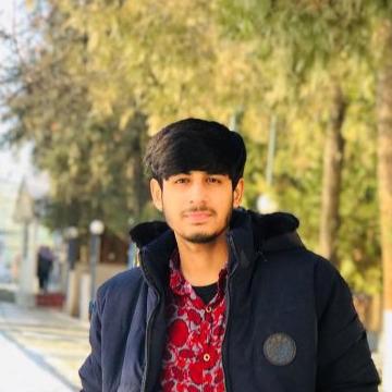Muhammad Ibrahim, 20, Samarkand, Uzbekistan