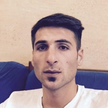 Ibrahem Ahmad, 30, Haifa, Israel