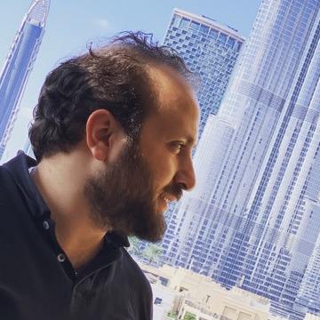 Waseem, 31, Dubai, United Arab Emirates