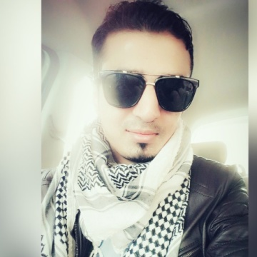 Yasir Aziz, 34, Dubai, United Arab Emirates
