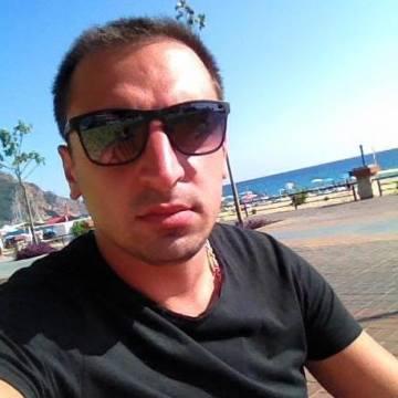 Giorgi Karsimashvili, 30, Tbilisi, Georgia