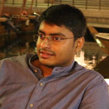 Niranjan Shetty, 33, Sharjah, United Arab Emirates