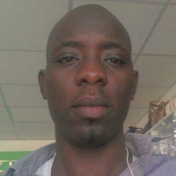 James canogura, 33, Kampala, Uganda