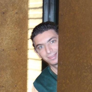 Mohamed Elshamy, 28, Dubai, United Arab Emirates