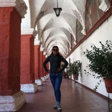leonela, 23, Arequipa, Peru