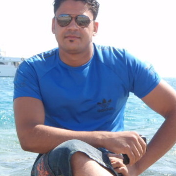 Mahmoud Mody, 34, Cairo, Egypt