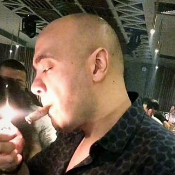 Khaled Soliman, 37, Cairo, Egypt