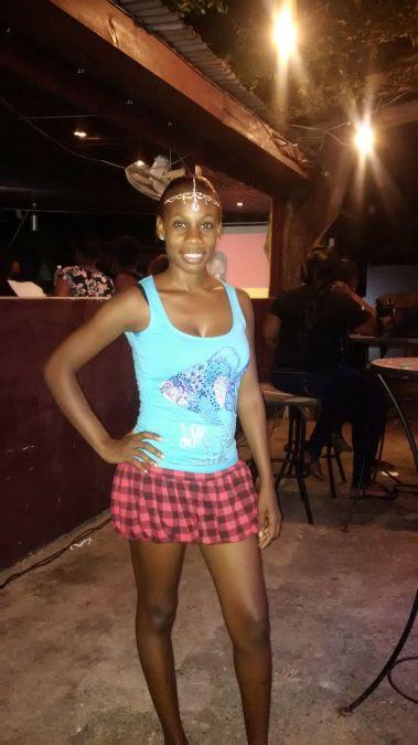 Angel Eye, 30, Kingston, Jamaica