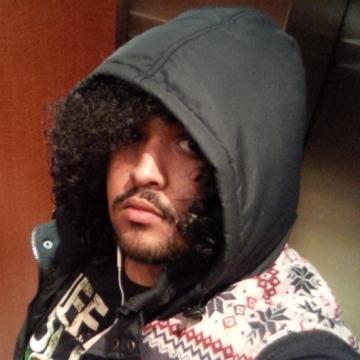 Mohammed Alqrafi, 26,