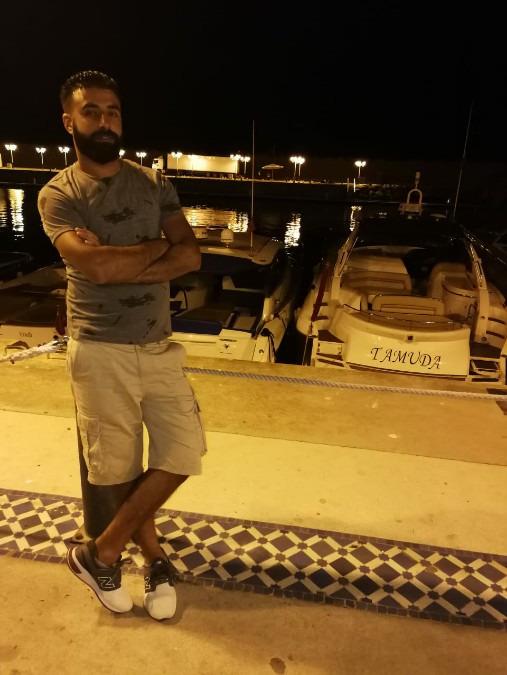 Hicham Hichame, 29, Morocco, United States