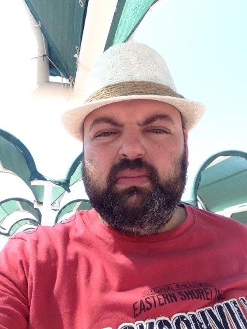 Rasim, 41, Istanbul, Turkey