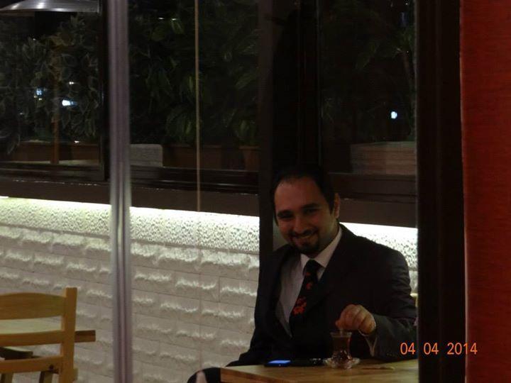 Kaveh Pour, 30, Ankara, Turkey