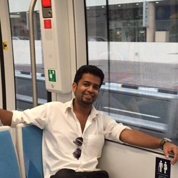 Siddharth Krishnakumar, 30, Pune, India