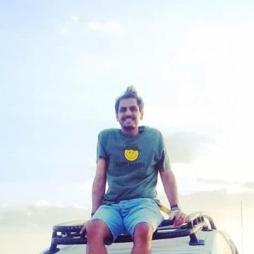 Abood Al Balushi, 34, Muscat, Oman