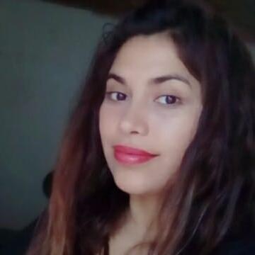Angelica Pacheco Hernandez, 33, Santiago, Chile
