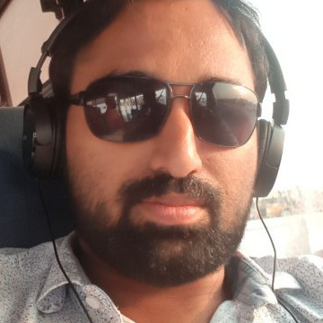 Abraham John, 31, Doha, Qatar
