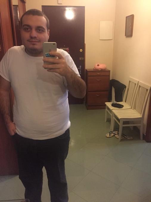 Sandro, 22, Tbilisi, Georgia