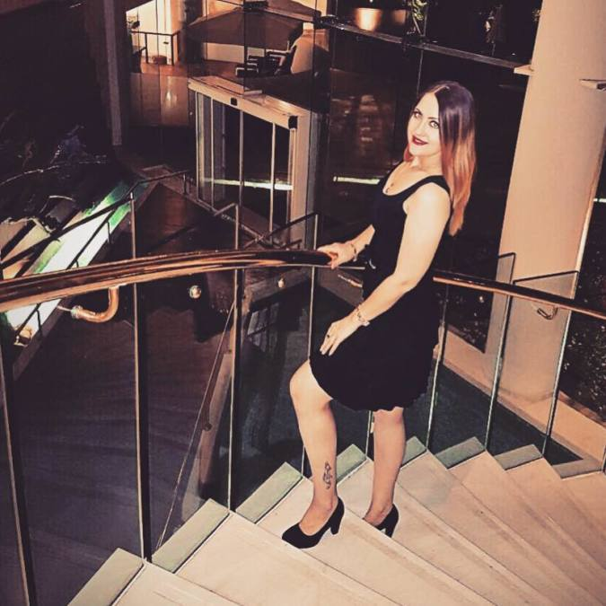 Anna G, 34, Ramat Gan, Israel