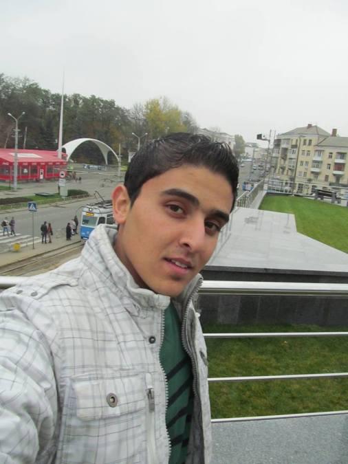Moufaq Brezat, 29, Vinnytsia, Ukraine