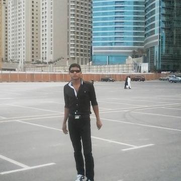 Ahmed Hamdy, 30, Dubai, United Arab Emirates