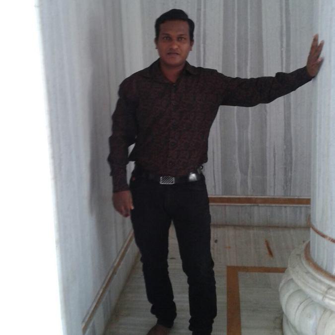 Mithun, 31, Nagpur, India