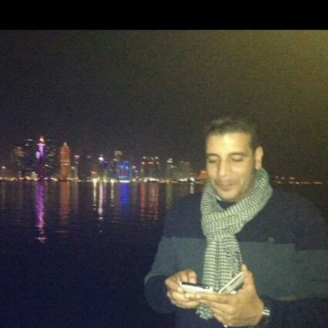 Ali Rotel, 40, Doha, Qatar