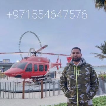 Mohit S Beniwal, 26, Dubai, United Arab Emirates