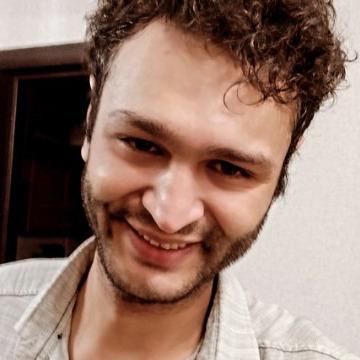 Ömer Can, 27, Bishkek, Kyrgyzstan