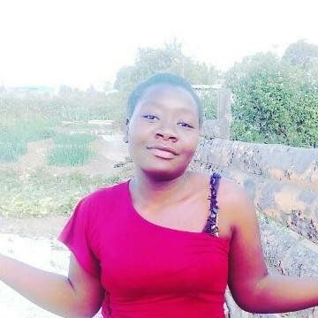 Faith kaunda, 19, Zambezi, Zambia