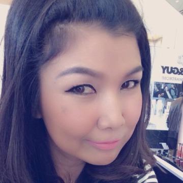 Angie Papatsanan, 37, Bangkok Yai, Thailand