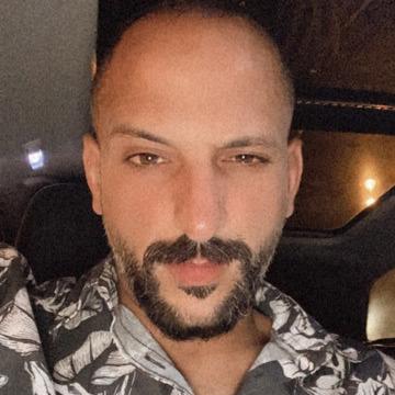 Thaer Qarain, 32, Jerusalem, Israel