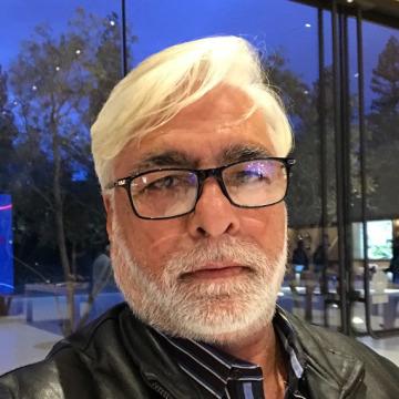 Anis Barry, 59, Karachi, Pakistan
