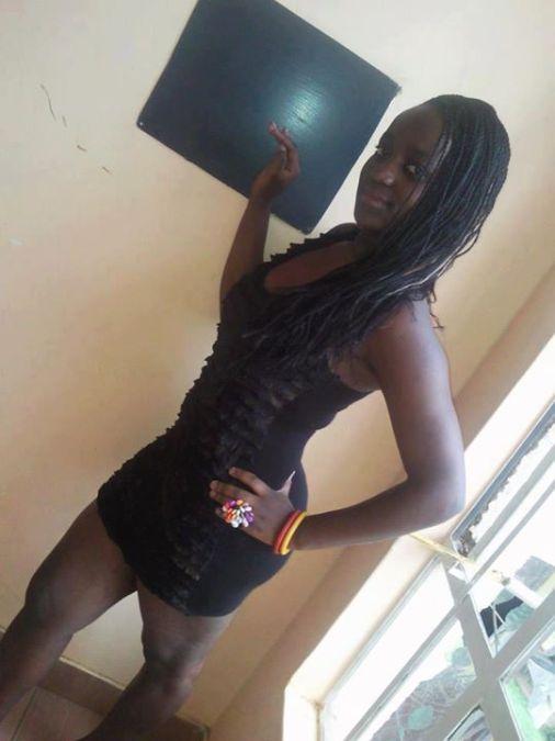Eve Oyuga, 23, Nairobi, Kenya