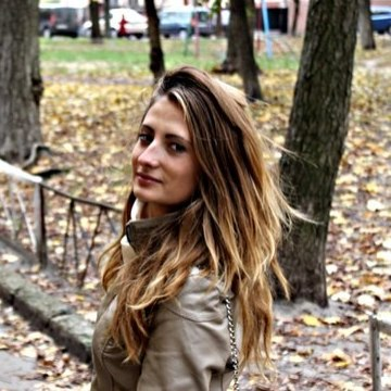 Tanya Labunets, 27, Chernihiv, Ukraine