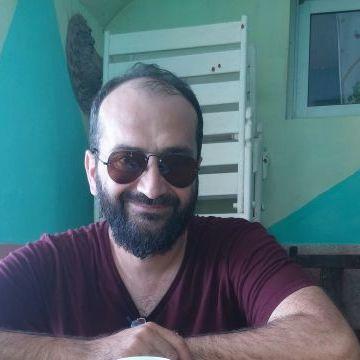 Barba, 40, Baku, Azerbaijan