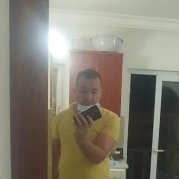 Yalçın Akman, 32, Mugla, Turkey