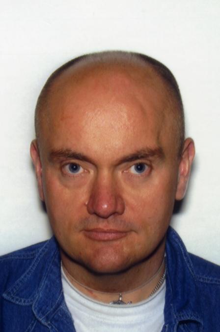 Andy Mendham, 52, Norwich, United Kingdom