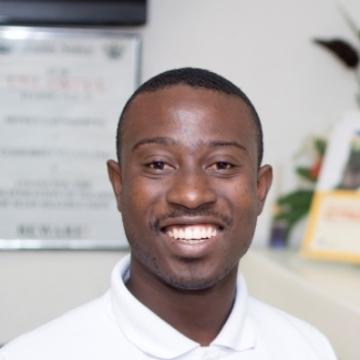 Isaac Forson, 28, Takoradi, Ghana