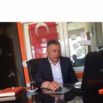 Kaya Yılmaz, 50, Ankara, Turkey
