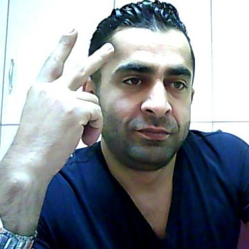 Can Yetkin, 38, Istanbul, Turkey
